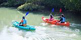 宮古島の自然という名のアミューズメントで、親も子もおもいっきり遊び、学ぶ。
