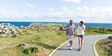 宮古島でリゾート気分を満喫。夫婦ふたり旅はちょっと豪華に思い出を。