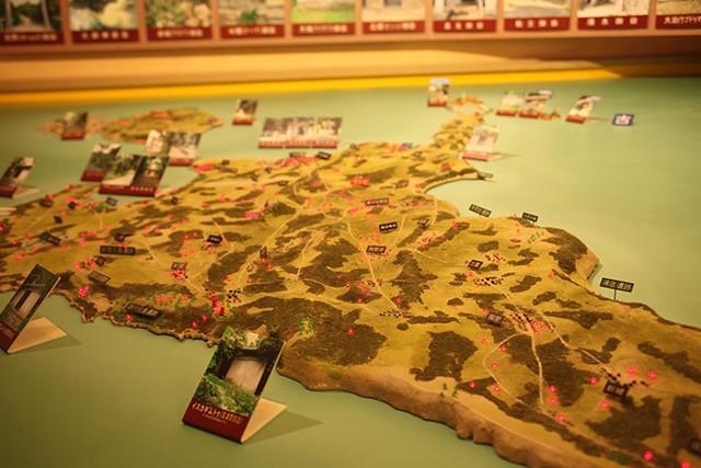 宮古島の縮小マップ