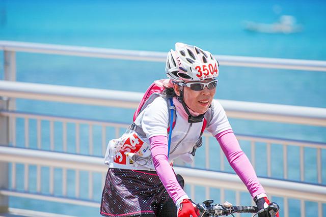 第8回ツール・ド・宮古島2015 伊良部大橋コース