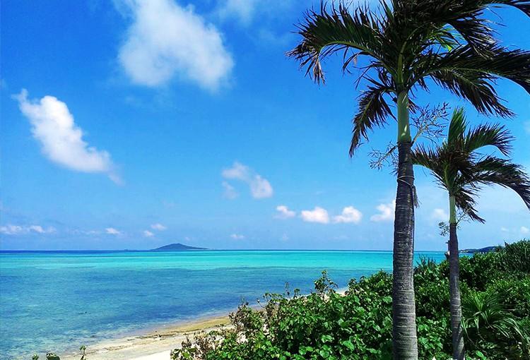 池間島OHAMAビーチ