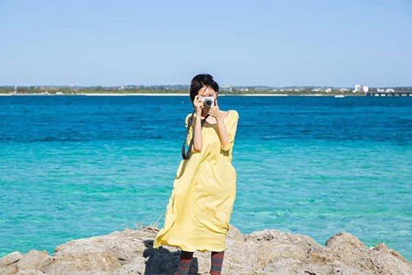 宮古島の旅はカメラと一緒に