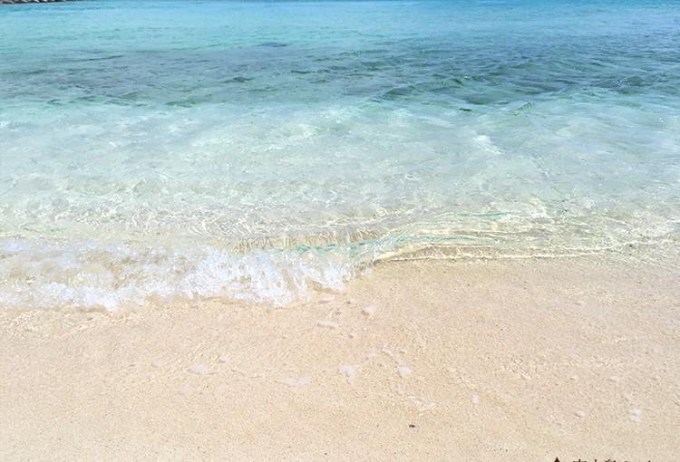 私はまた宮古島の海に会いに行く