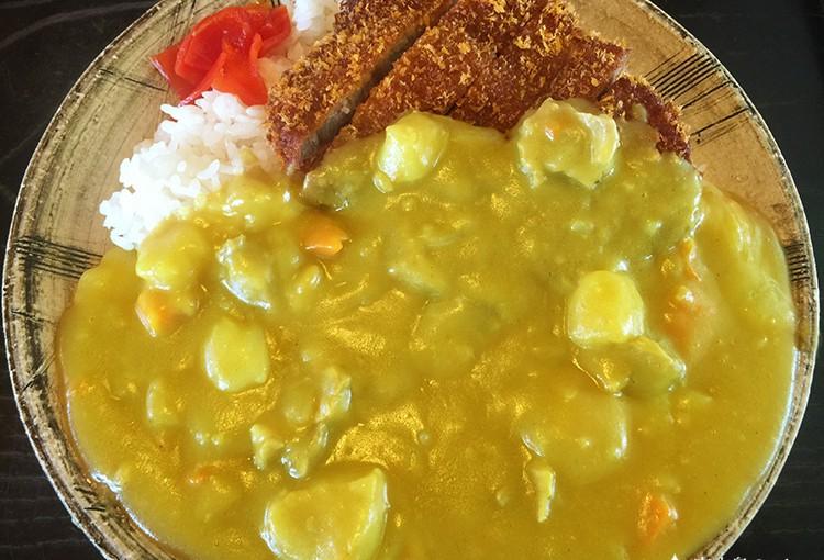 宮古島黄色いカレー