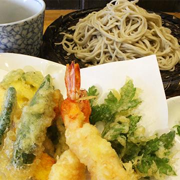宮古島産日本蕎麦 食菜かま田